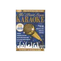 THE BEST EVER KARAOKE DVD
