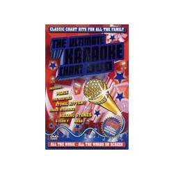 ULTIMATE KARAOKE CHARTS DVD