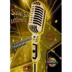 SÄVEL SOI KOTIKARAOKE 2 DVD
