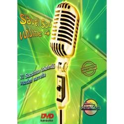 SÄVEL SOI KOTIKARAOKE 4 DVD