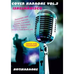 Cover KOTIKARAOKE Vol.2