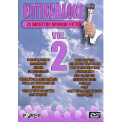 POWER KOTIKARAOKE 2 DVD
