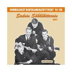 SADOIN SÄHKÖKITAROIN Vol.4 CD