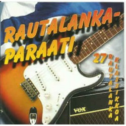 RAUTALANKAPARAATI 1 CD