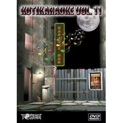 POWER KOTIKARAOKE 11 DVD
