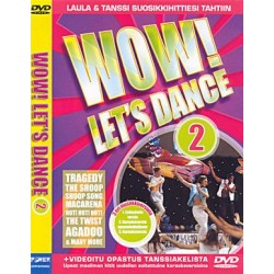 WOW! LET'S DANCE 2 KARAOKE DVD