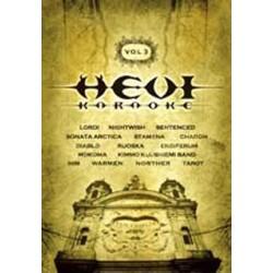 HEVIKARAOKE PRO 3 DVD