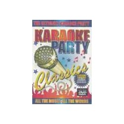KARAOKE PARTY CLASSICS DVD