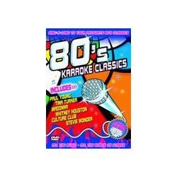 80's KARAOKE CLASSICS DVD