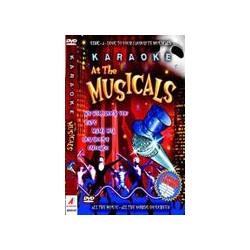 KARAOKE AT THE MUSICALS DVD