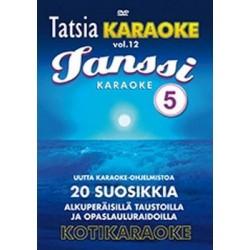TATSIA TANSSIKARAOKE 5 -...
