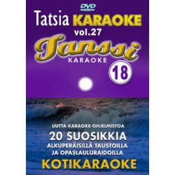 TATSIA TANSSIKARAOKE 18 -...