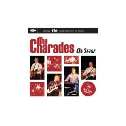THE CHARADES - On Stage! CD