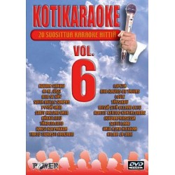 POWER KOTIKARAOKE 6 DVD