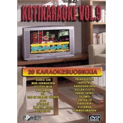 POWER KOTIKARAOKE 9 DVD
