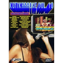 POWER KOTIKARAOKE 10 DVD