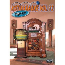 POWER KOTIKARAOKE Vol. 12 DVD