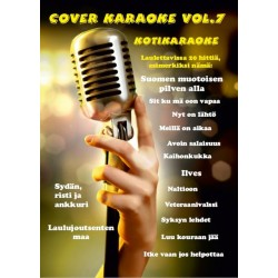 COVER KOTIKARAOKE Vol.7 DVD