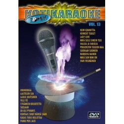 POWER KOTIKARAOKE Vol.13 DVD