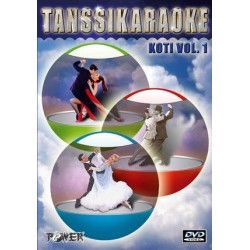 POWER TANSSIKARAOKE Vol. 1 DVD