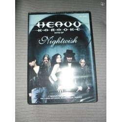 KARAOKE HITS OF NIGHTWISH DVD