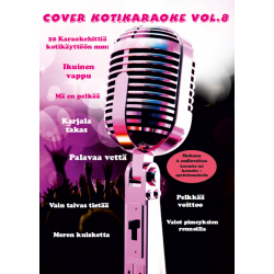 COVER KOTIKARAOKE Vol.8 DVD