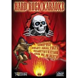HARD ROCK KARAOKE DVD