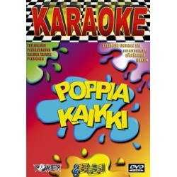 POPPIA KAIKKI KOTIKARAOKE DVD