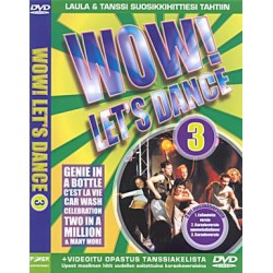 WOW! LET'S DANCE 3 DVD