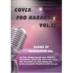 COVER PRO KARAOKE Vol. 13 DVD