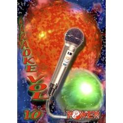 POWER PRO KARAOKE 10 DVD
