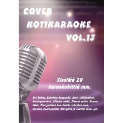COVER KOTIKARAOKE Vol. 13 DVD